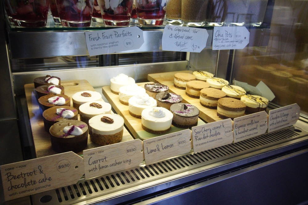 Raw Cakes The Little Shop of Plenty