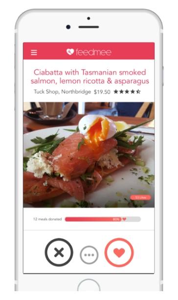 FeedMee App Perth