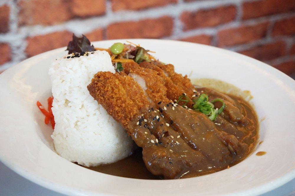 Chicken Katsu Freshmade Japanese Cafe