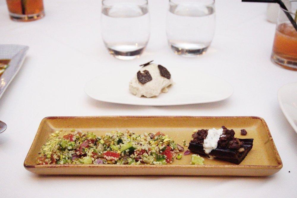 Truffle Prego