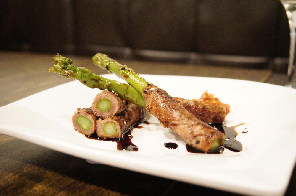 Beef Asparagus