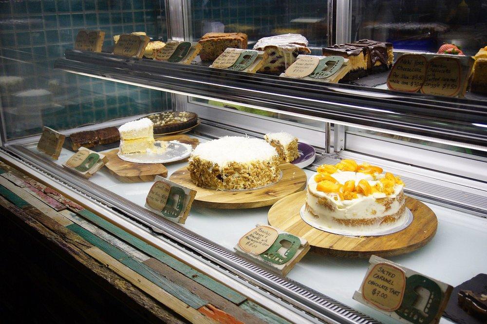 Cakes AEIOU Cafe