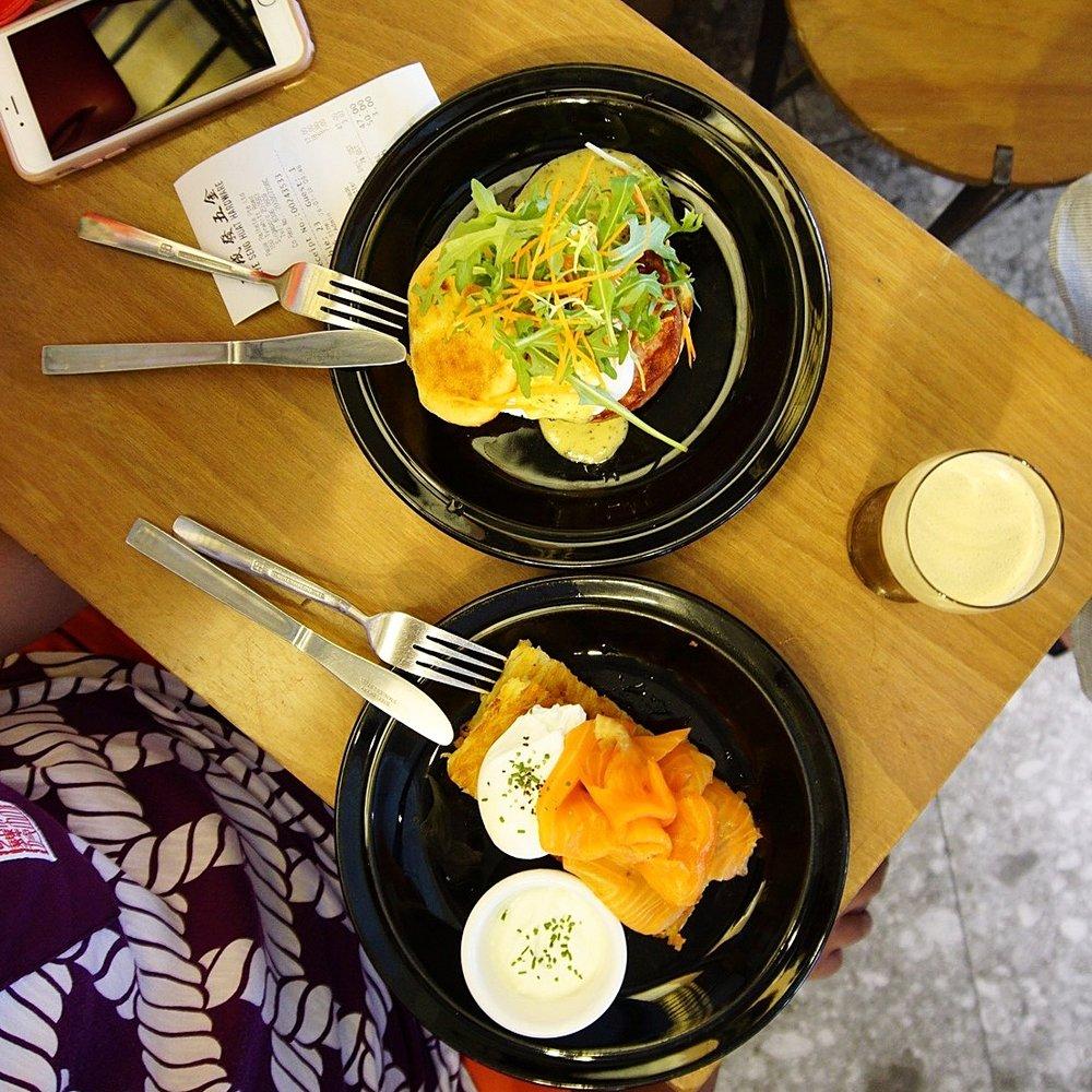 Chye Seng Huat Breakfast