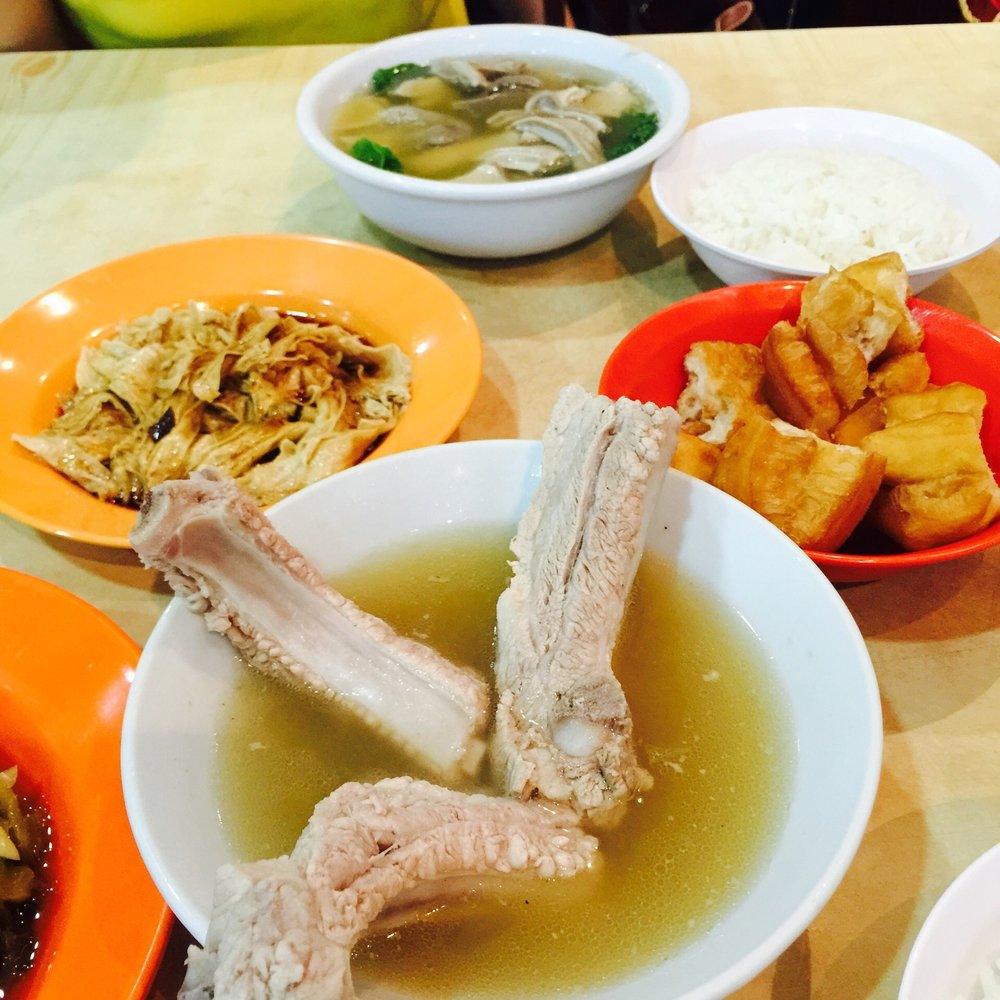 Short Spare Ribs at Founder Bak Kut Teh
