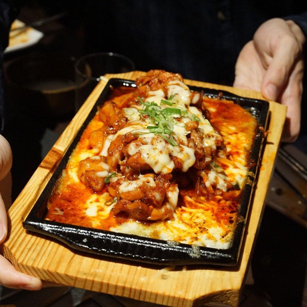 Cheese Buldak / 치즈불닭- $25