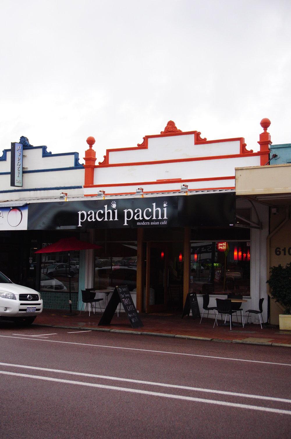 Pachi Pachi Victoria Park