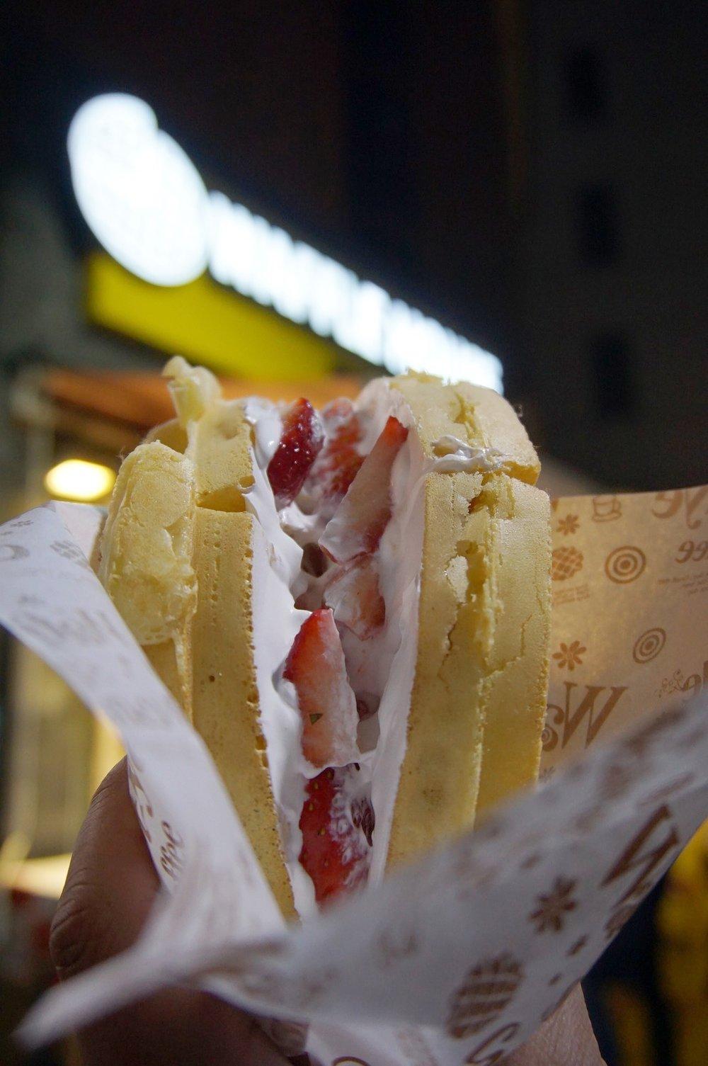 Waffle House Hongdae