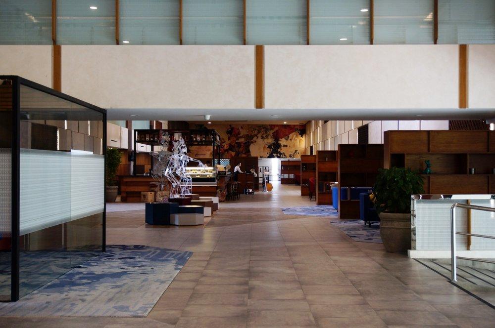Novotel Bali Airport Lobby