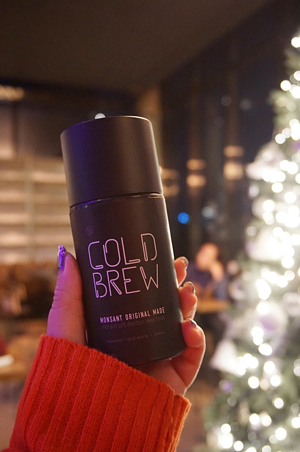 Monsant Cold Brew Jeju