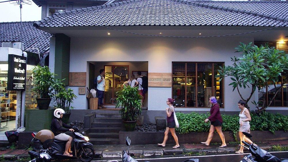 Locavore Ubud Bali