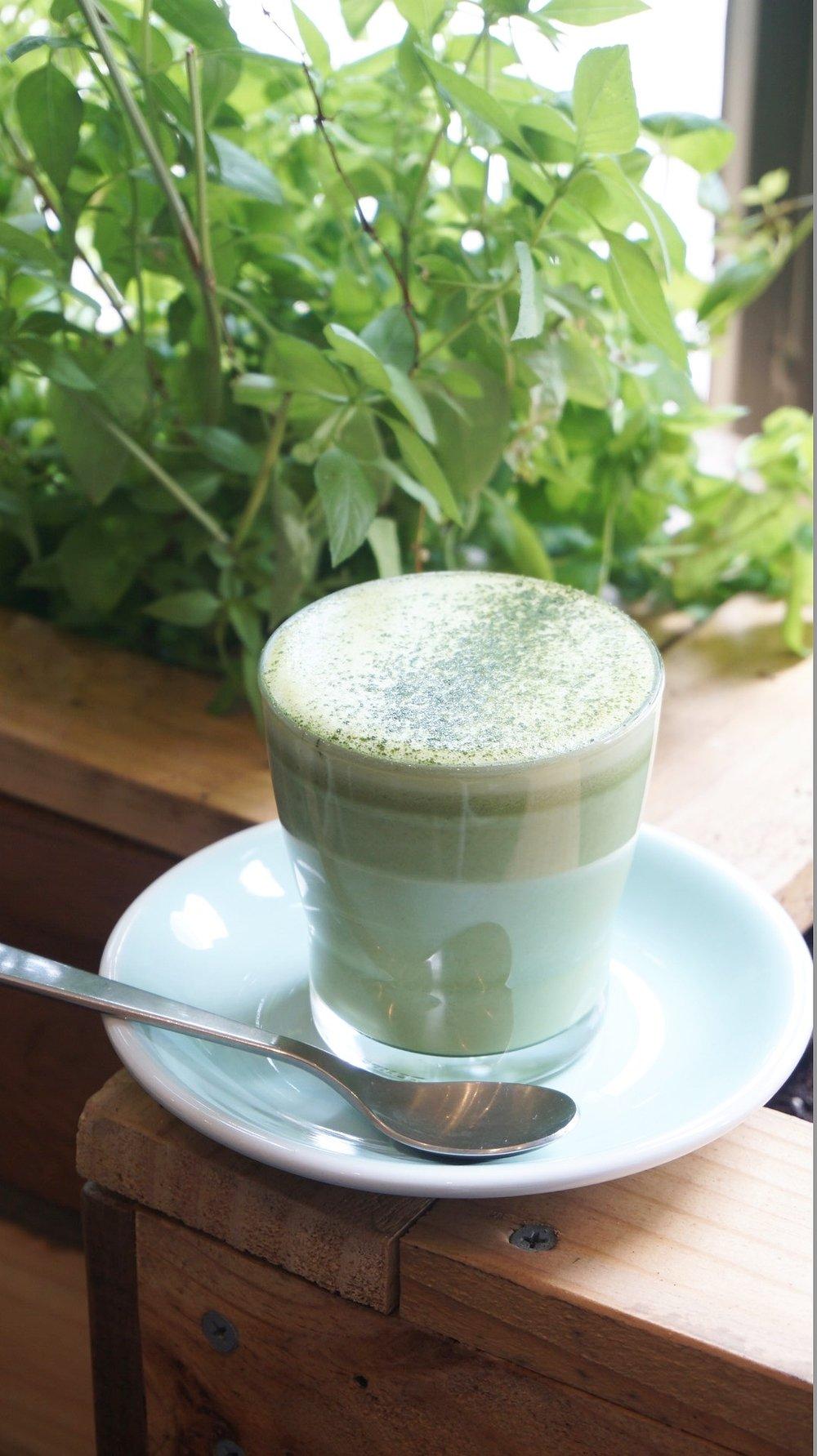 Matcha Latte by Miko Matcha
