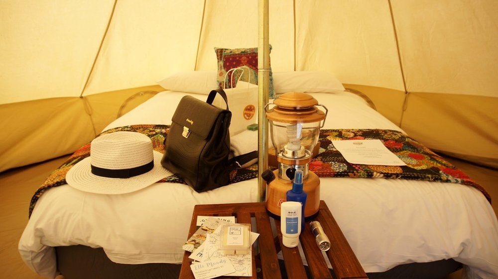 Glamping with Soul Camping