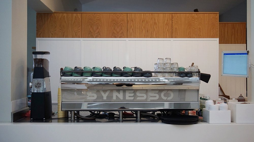 Synesso Coffee Machine