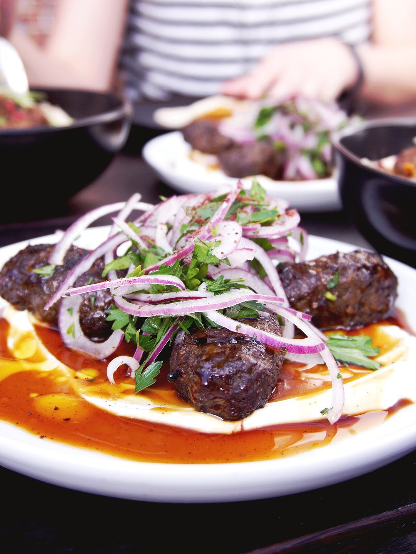 Lamb Kefta - must order!