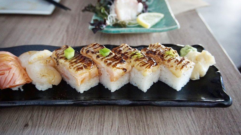 Oshi Modern Eatery