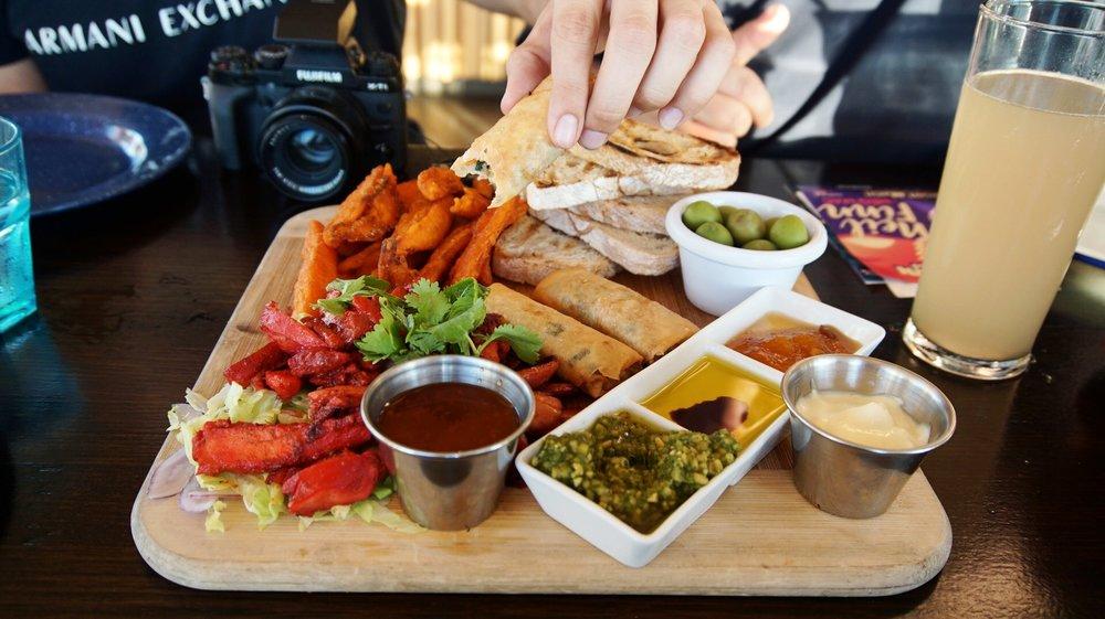 Coast Tasting Platter - $45