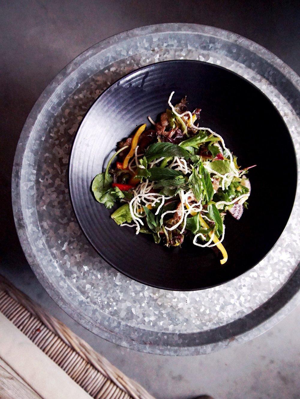 Thai Beef Salad - $22
