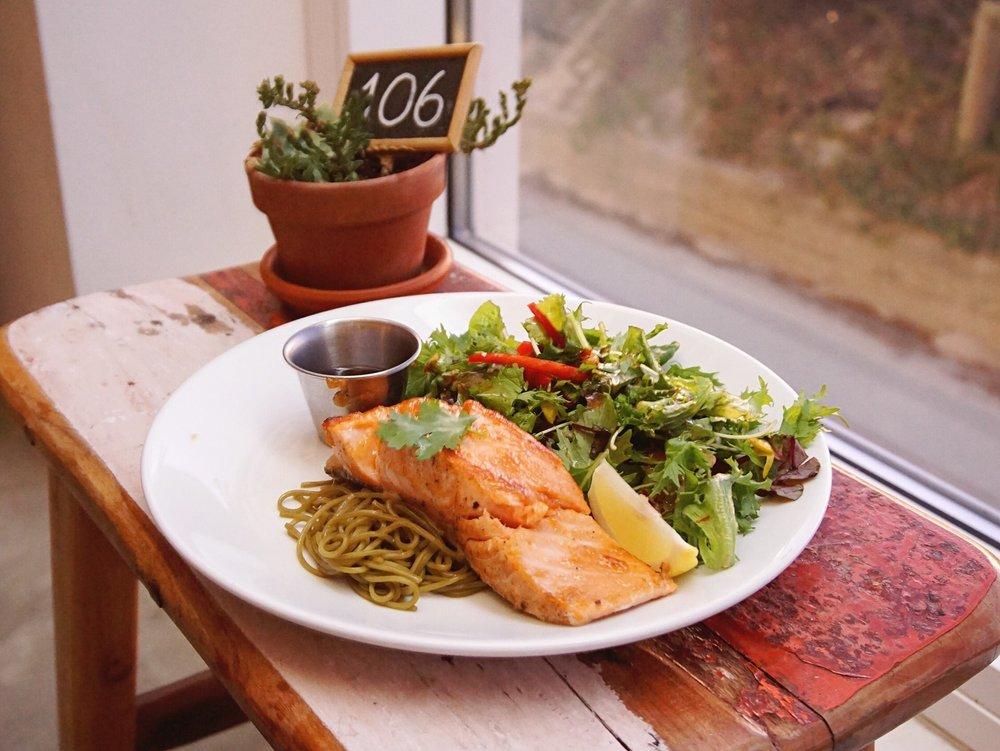 Salmon - $30