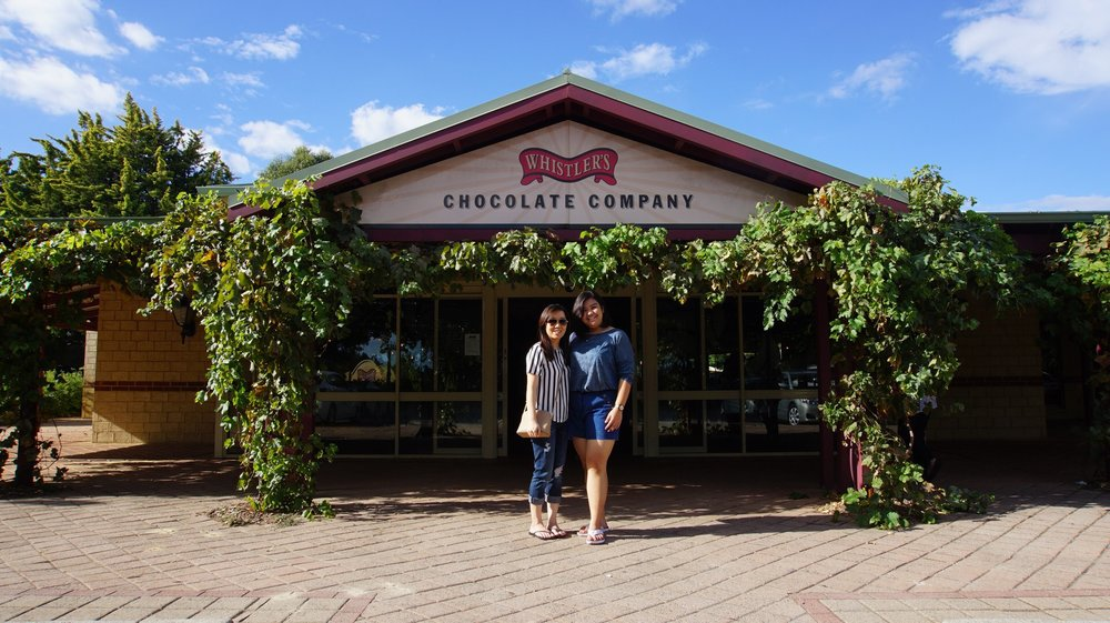 Whistler's Chocolate Factory