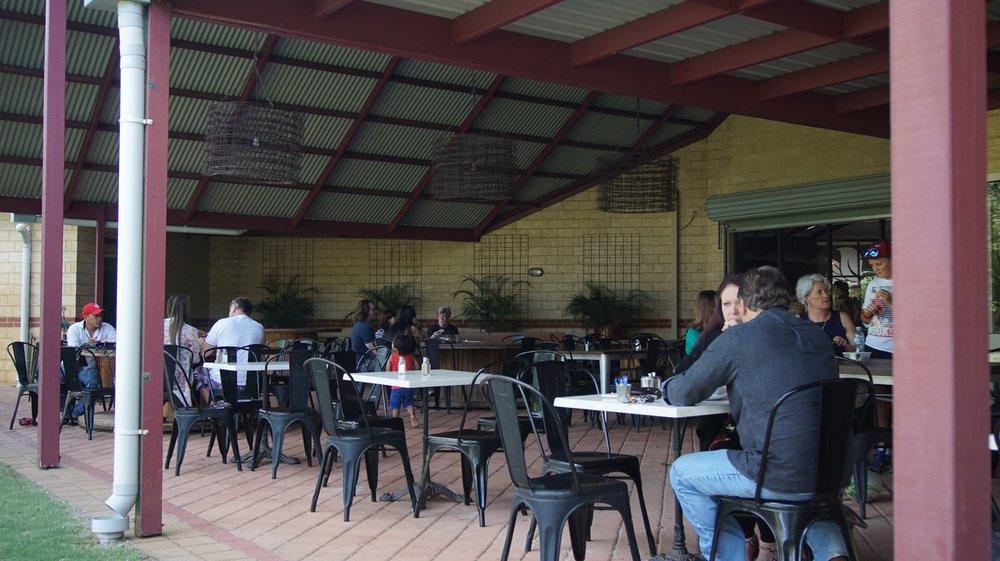 Whistler's Cafe