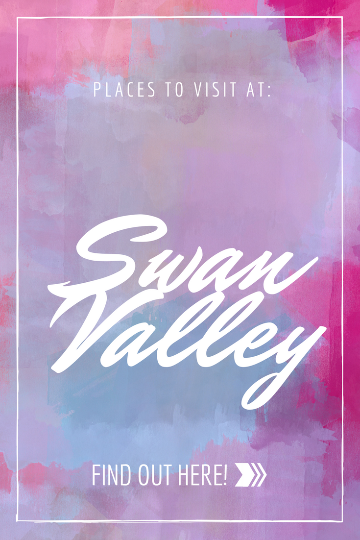 Swan Valley Things To Do