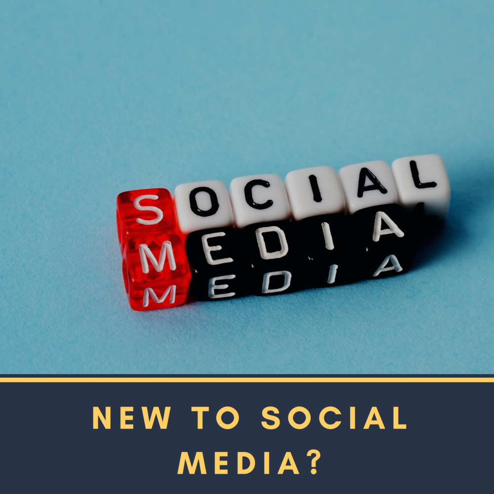 - 💁 New to Social Media?This guide will quickly cover some social media strategies if you're new to the social media playground.
