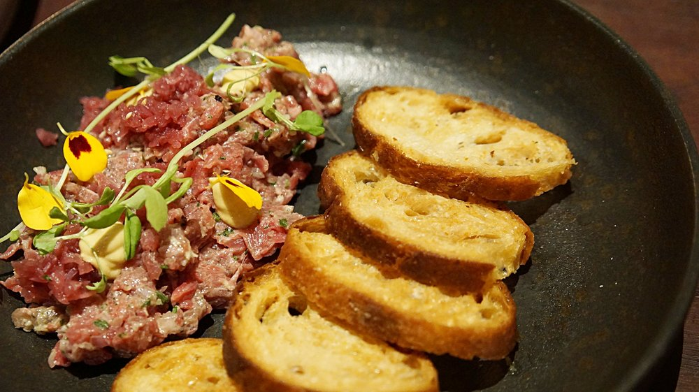 Steak Tartare Boy n Cow
