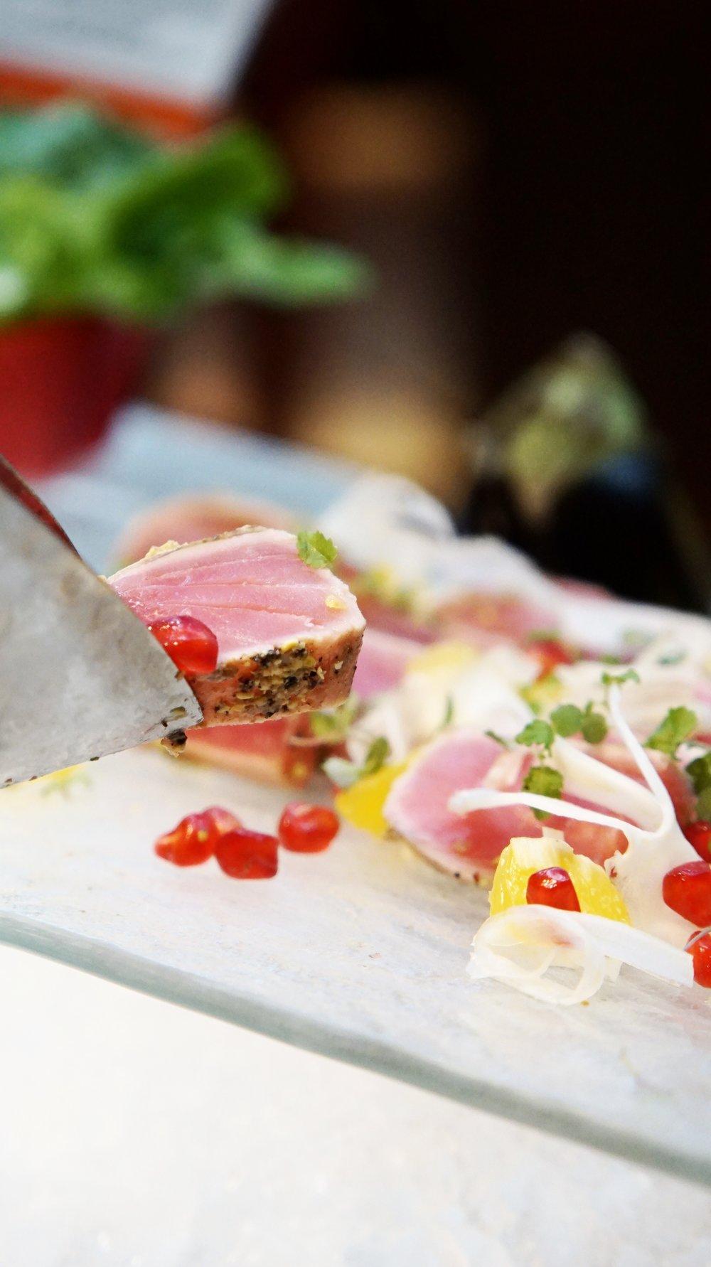 Tuna Basilico Singapore