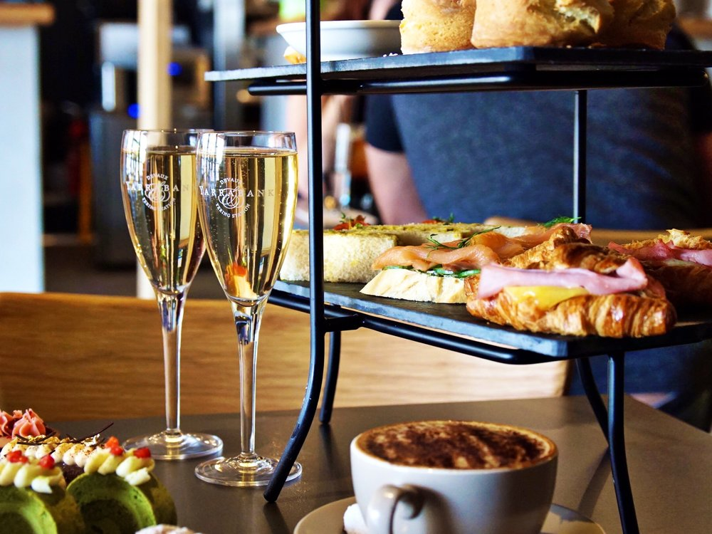 Yarrabank Cuvee Measure Bar High Tea