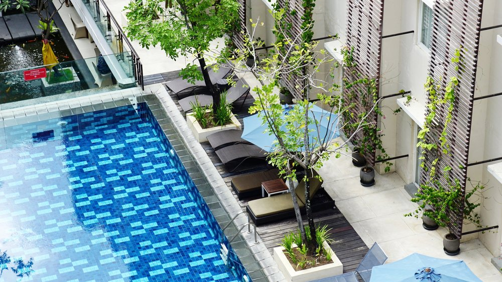 Ananta Legian Pool