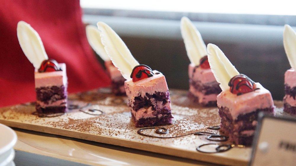 Aston Braga Dessert