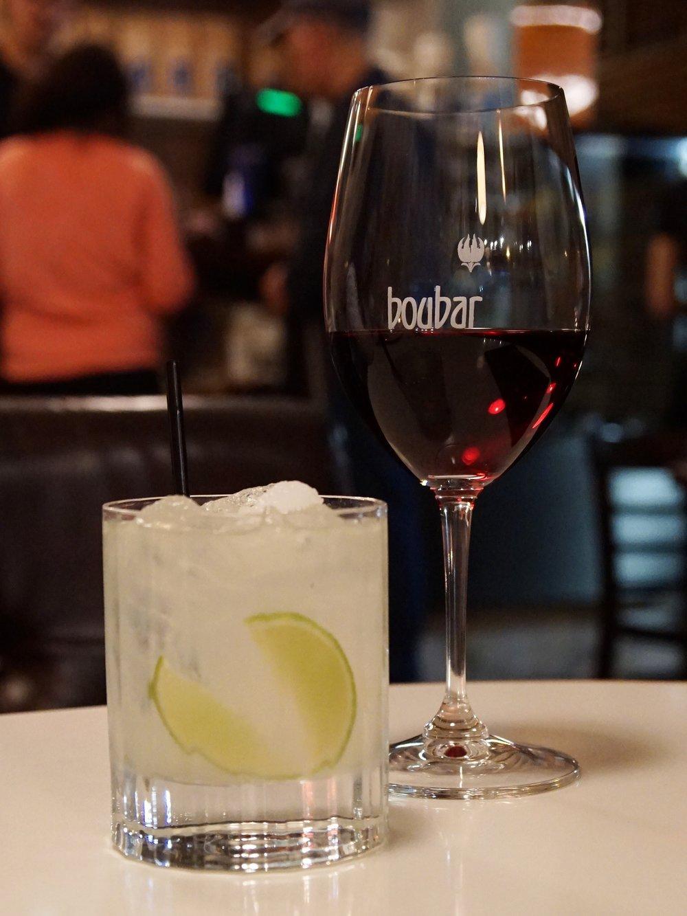 Boubar drinks