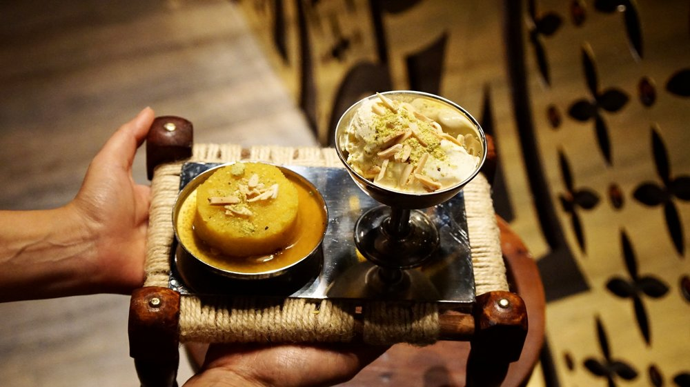 Pineapple Halwa Chakra Indian Restaurant