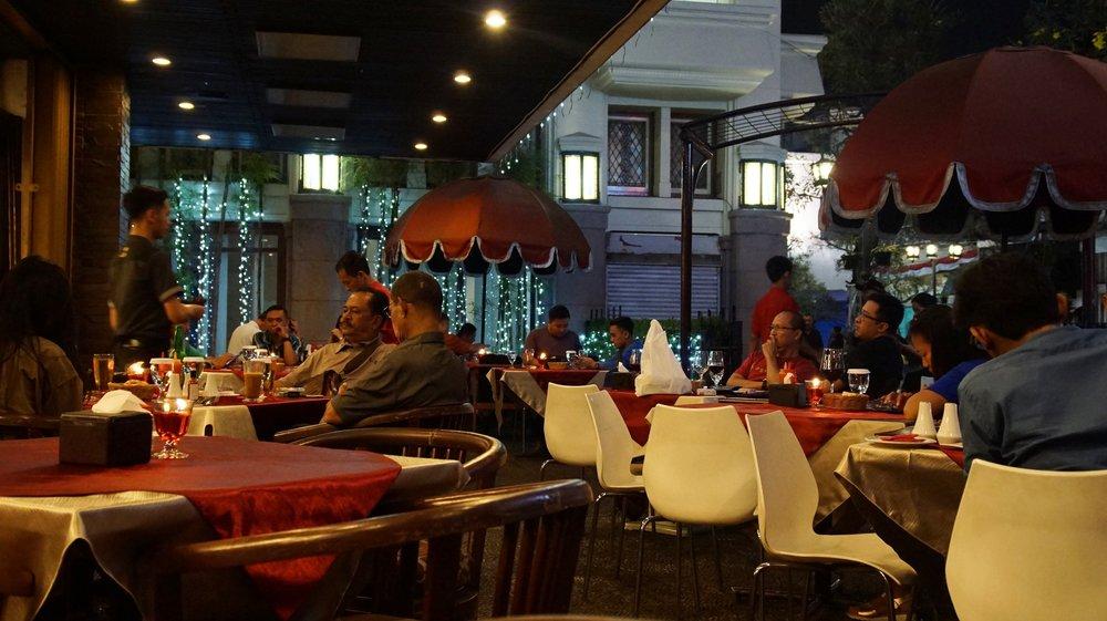 Braga Permai Dinner