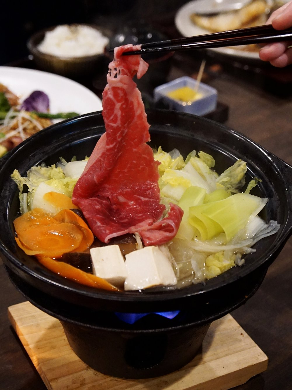 Shabu Shabu D's Authentic Japanese