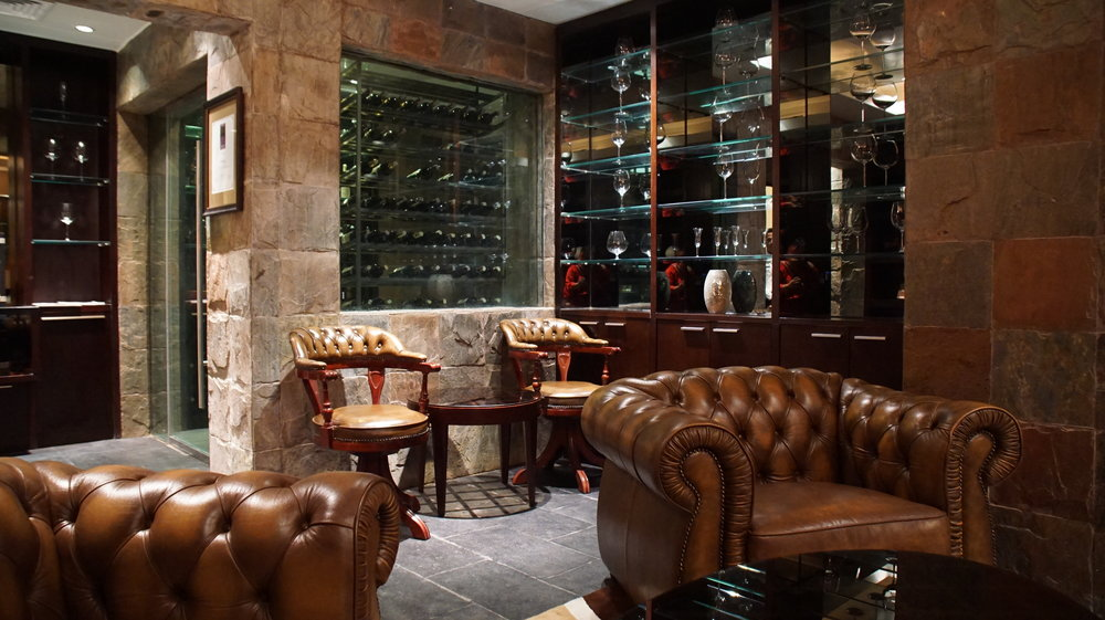The View: Wine Cellar & Cigar Lounge