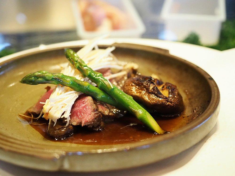 Beef Tobanyaki