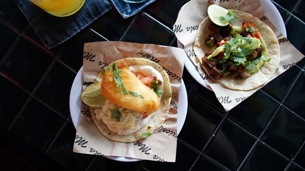 Fish Taco Mexicola