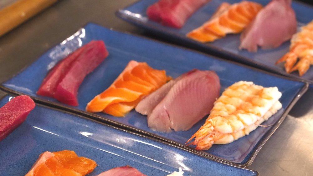 Sushi Making Class Fukuoka