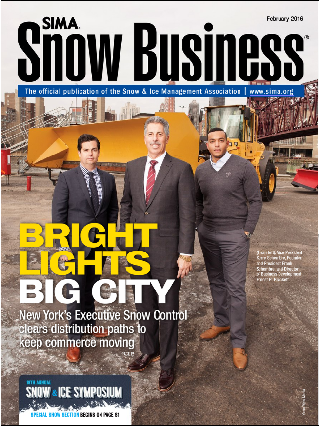 See our article in Snow Business Magazine in February 2016!