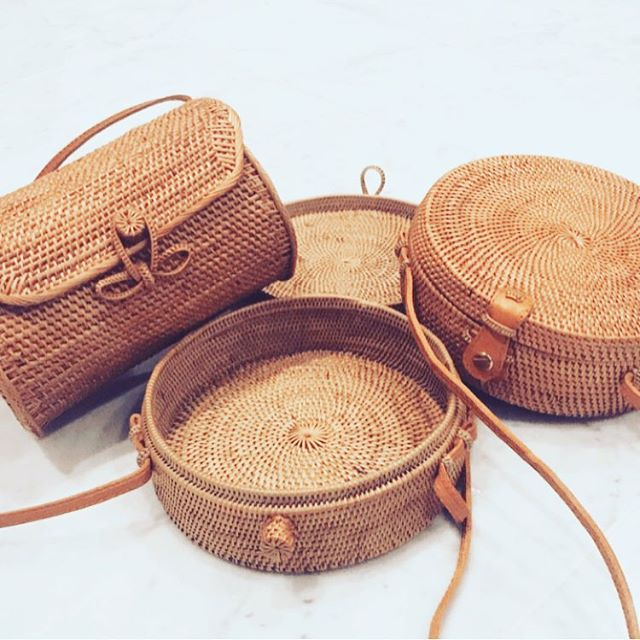 JUST IN: Our Handwoven Bali Bags, Available online this Saturday! To reserve you bag ahead of time, DM us directly @TwinTreehouse ! #TTHoliday #BaliBags #SupportArtisansWorldwide #ShopSmall