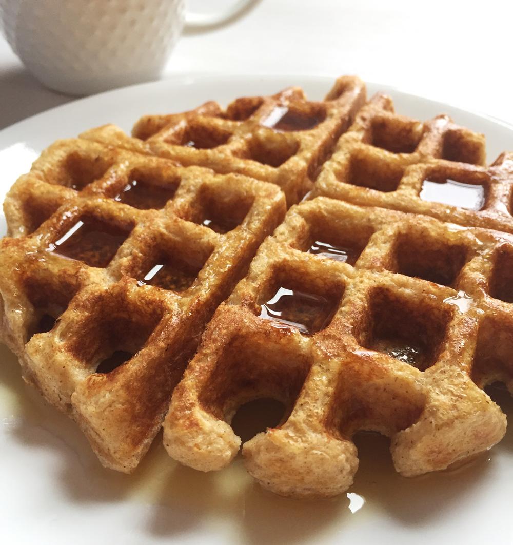 Gluten Free Protein Waffle