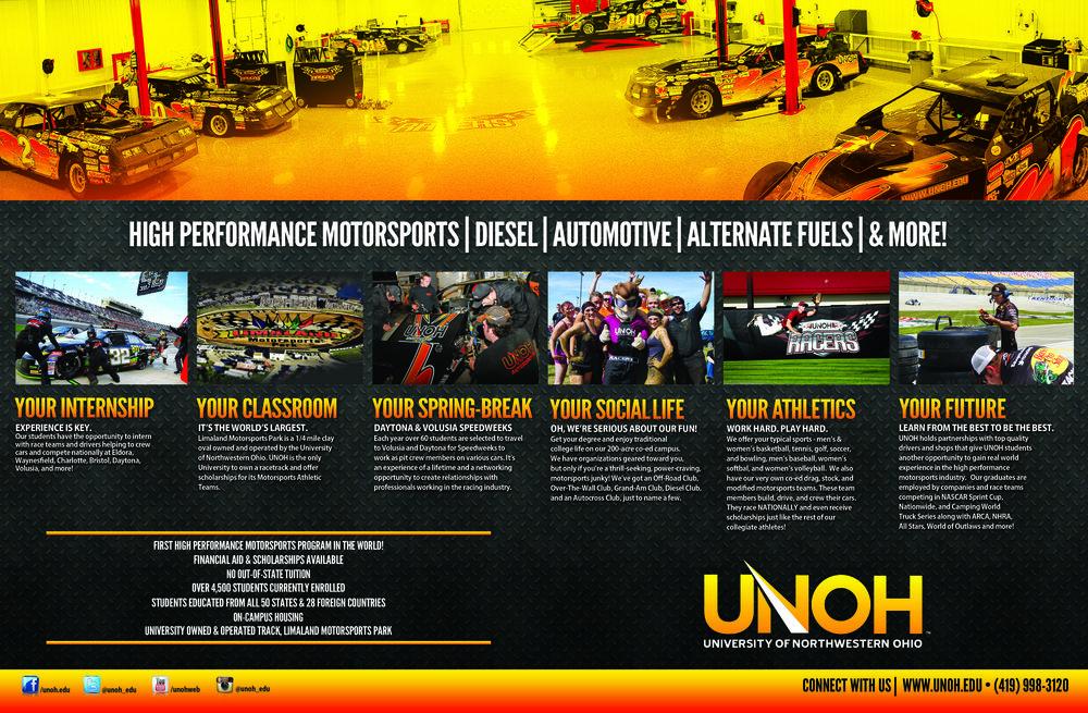 DAYTONA 2014 UNOH 2 Page Spread Ad.jpg