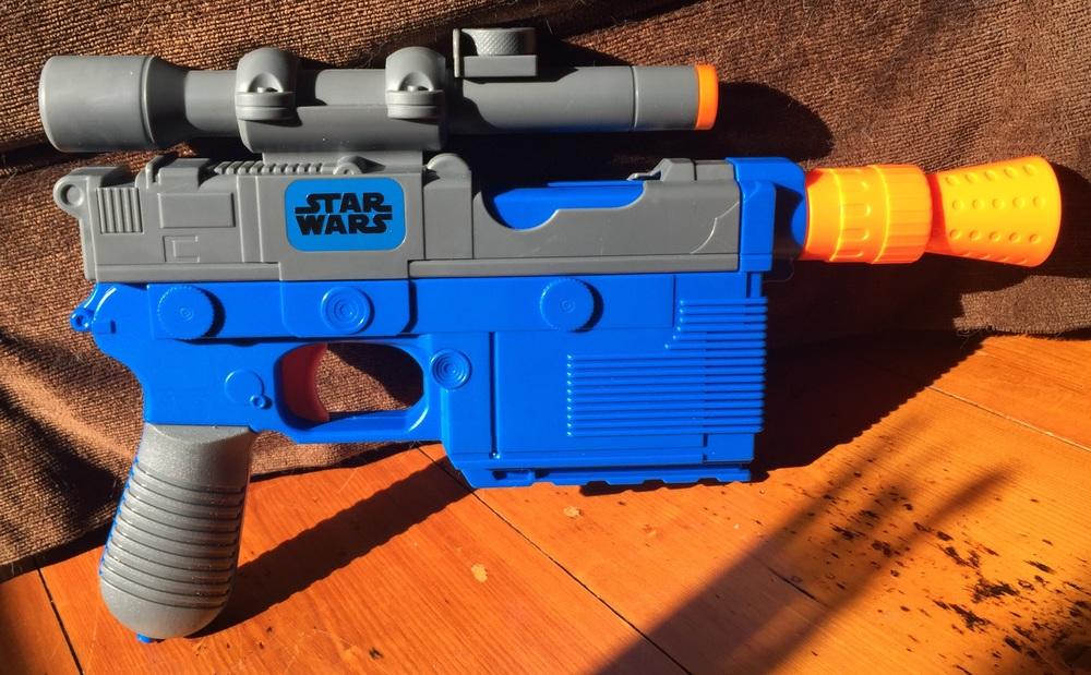 Han Solo - Right