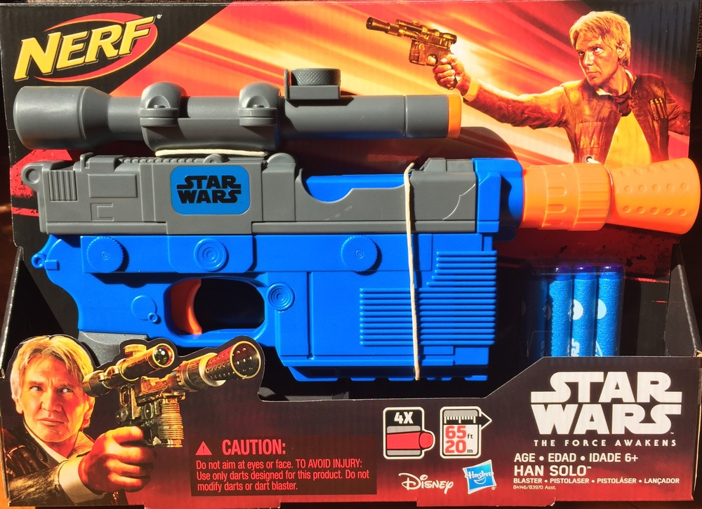 Han Solo - Box Front