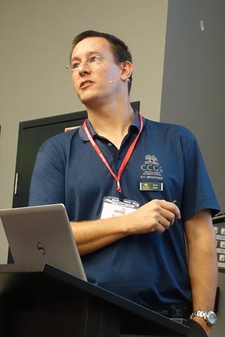 Educational Infrastructure Spokesperson and MITIE Steering Committee member, David Soede