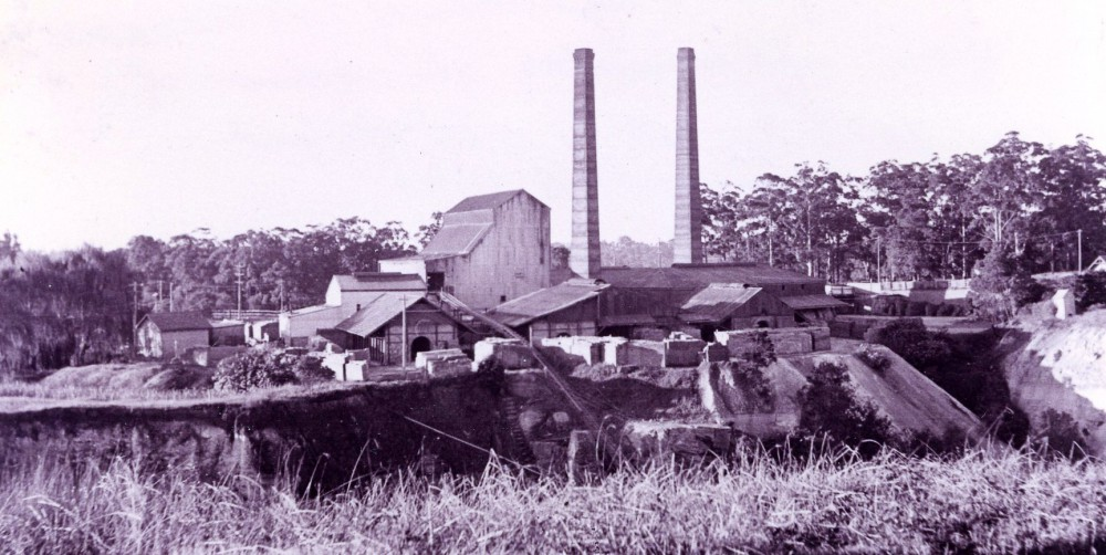 Thornleigh Brickworks 1938