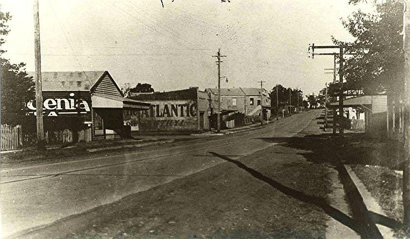 Pennant Hills Road 1930