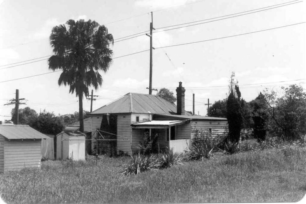 Roy Nicholson's Place - Nicholson Avenue - 1930