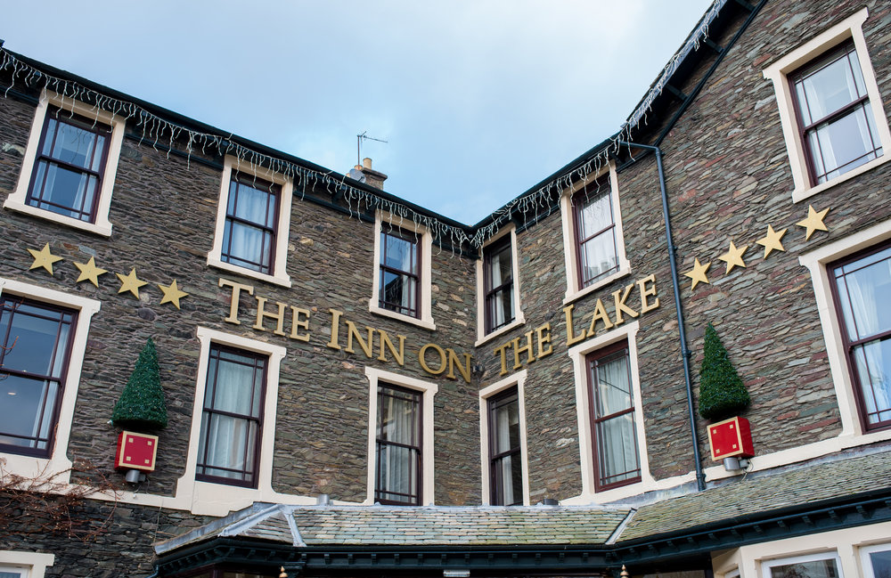 The Inn on The Lake Glenridding Christmas